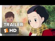Only Yesterday Official US Release Trailer -1 (2016) - Studio Ghibli Animated Movie HD