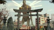 Giant God Warrior Appears in Tokyo 04