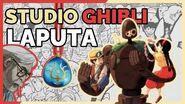 LAPUTA El Castillo en el Cielo El LEGADO de GHIBLI y HAYAO MIYAZAKI