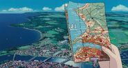 Koriko mapa