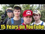 RichAlvarez – Anniversary Live Stream – 15 Years on YouTube