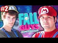 RichAlvarez Plays Fall Guys – Live Stream -2 (Fall Guys Custom Games)