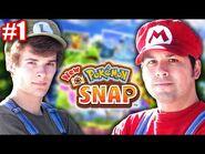 RichAlvarez Plays New Pokémon Snap – Live Stream -1 (New Pokemon Snap Gameplay)