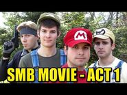 Stupid Mario Brothers- The Movie – Act 1 (Live Stream Watch Party)-2