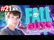 Let's Play Fall Guys – Live Stream -21 (Fall Guys Season 4)
