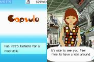 Capsule Brand Rep