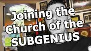 Joining the Church of the SubGenius