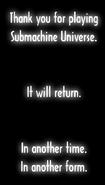 End titles subverse