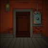 Metal box room