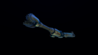 Prawn Suit Drill Arm In-game