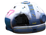 Destroyed Lifepods