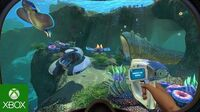 Subnautica Official Launch Trailer