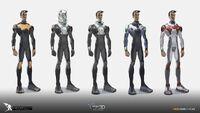 Dive Suit Concept