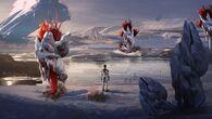DLC arctic concept