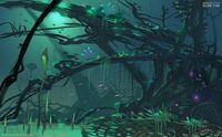 Lily pad islands 13