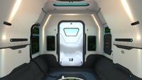 Teleportation Module Interior