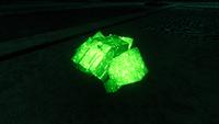 Ion cube matrix