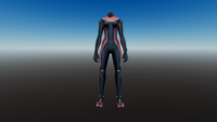 All Environment Suit Front