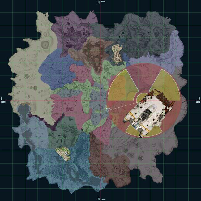 Карта Радиация после взрыва.jpg