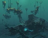 Crashed ship site 04 detailed3