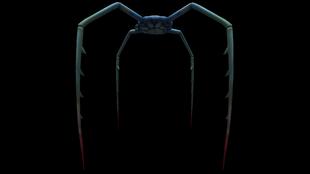 Blood Crawler Side