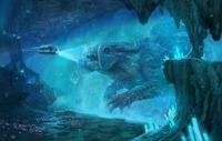 Frozen Leviathan Concept