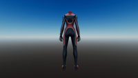 All Environment Suit Back