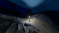 Light Stick Illuminating Sparse Arctic