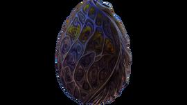 Bone Shark Egg Model