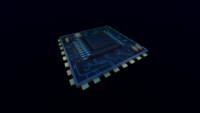 Computer Chip In-game