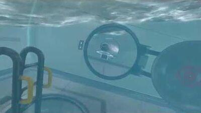Subnautica Prototype Flooding Demonstration