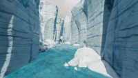Arcticspires frozenriverconnection