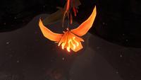 HangingFlower bioluminescene
