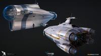 Aurora and Cyclops-Fox3D