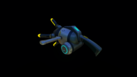 Repulsion Cannon Back In-game