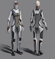 Cold Protection Suit Concept