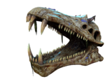 Gargantuan Fossil