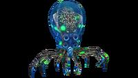 Infected Crabsquid
