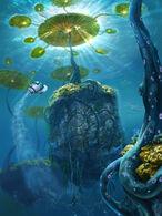 Остров кувшинок