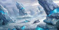 Hovercraft Arctic