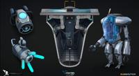 Tools PRAWN Cyclops-Fox3D