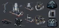 Rocket Stages Concept