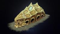 Lost River Monster Skeleton Sketchfab