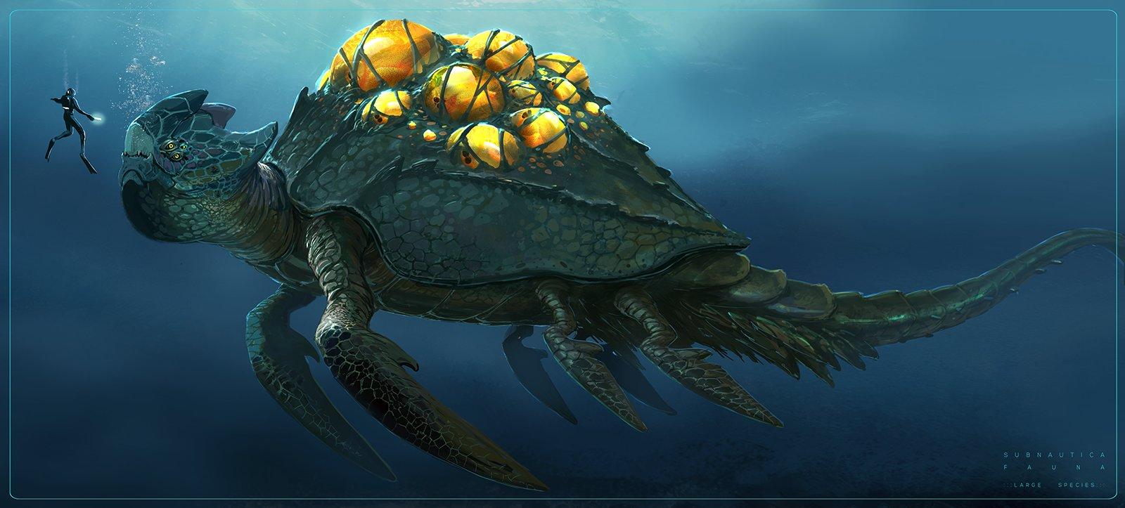 Газовая черепаха