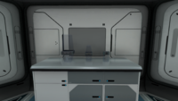 Lab Containers on Desk