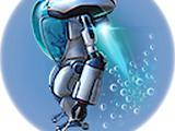 Prawn Suit Jump Jet Upgrade (Subnautica)