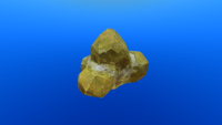 Crystalline Sulfur In-Game