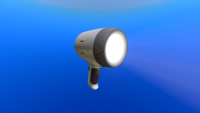 Flashlight Front In-game