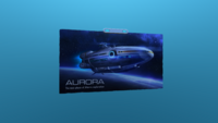 Aurora Poster In-game