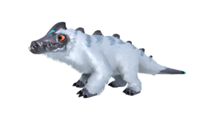 Детёныш Снежного Сталкера